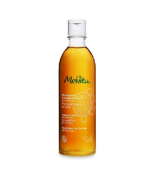 Melvita ORGANIC SHAMPOOS - FOUR VARIETIES - 200 ml