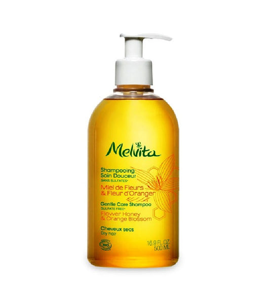 Melvita ORGANIC GENTLE CARE SHAMPOO - 500 ml
