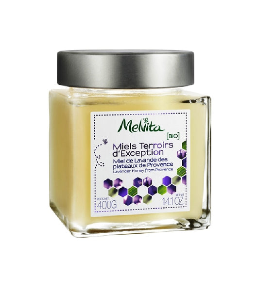 Melvita ORGANIC LAVENDER HONEY - 400 g