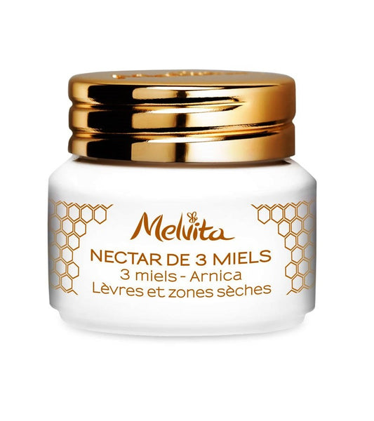 Melvita ORGANIC MULTI-PURPOSE BALM HONEY FOR DRY FACE