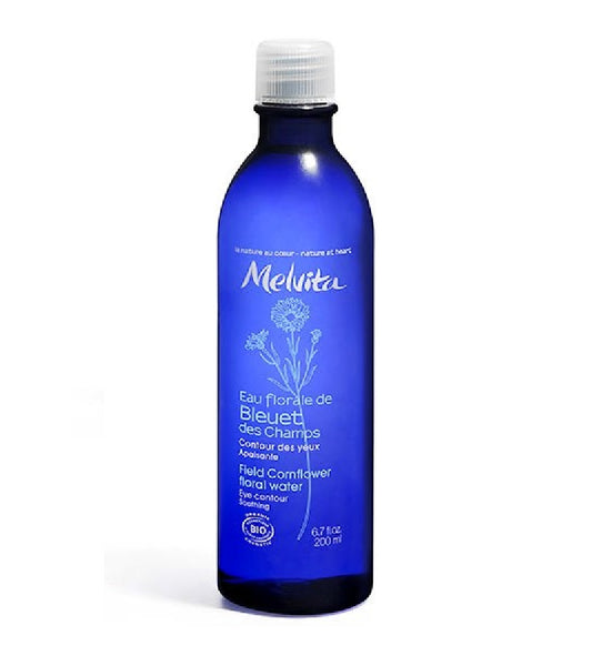 Melvita ORGANIC CORNFLOWER FLORAL WATER - 200 ml