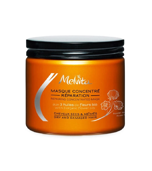 Melvita ORGANIC HAIR REPAIRING CONCENTRATED MASK - 175 ml