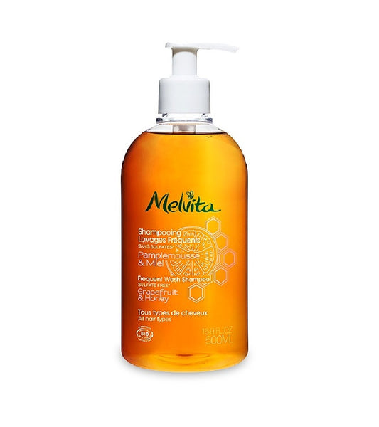 Melvita ORGANIC SHAMPOO FOR FREQUENT WASHING - 500 ml