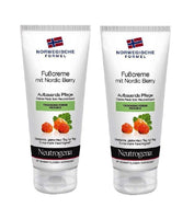 2xPack Neutrogena Foot Cream with Nordic Berry - 200 ml