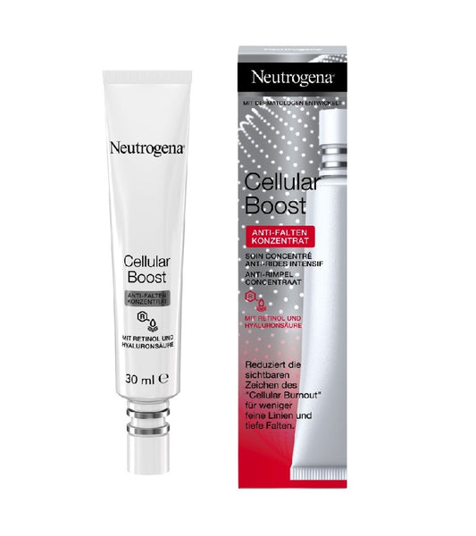 Neutrogena Cellular Boost Anti-Wrinkle Concentrate - 30 ml