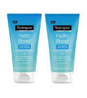 2xPack Neutrogena Hydro Boost Nourishing Aqua Peeling Exfoliant Gel - 300 ml