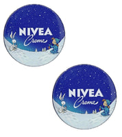 2x Cans NIVEA Cream - For Every Type of Skin - 400 ml each - Eurodeal.shop