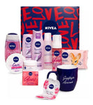 *EXCLUSIVE* NIVEA DESIGNBOX LOVE 12-Piece Body-Face-Hair Care SET