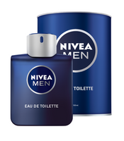 NIVEA MEN EAU DE TOILETTE - THE FRESH MEN'S FRAGRANCE FOR EVERY DAY - 100 ml - Eurodeal.shop