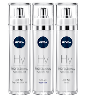 NIVEA PADDING & MOISTURIZING HYALURON DAY NIGHT+SERUM PROFESSIONAL SET