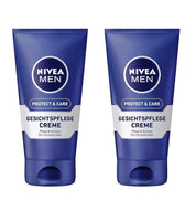 2x Pack NIVEA MEN Protect & Care Facial Cream with Aloe Vera ( - Eurodeal.shop