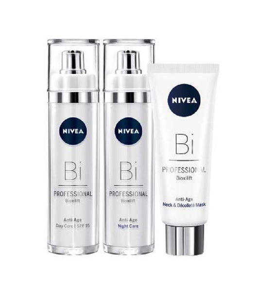 Nivea PROFESSIONAL BIOXILIFT DAY, NIGHT + MASK SET