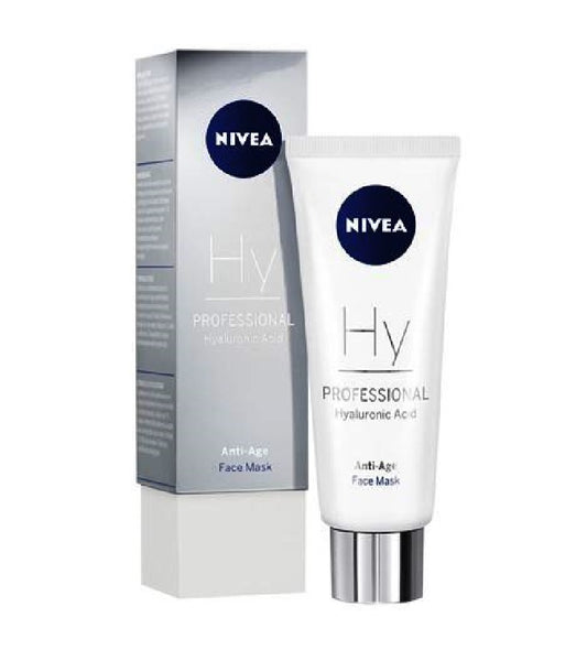 Nivea PADDING AND MOISTURIZING  PROFESSIONAL HYALURONIC ACID FACE MASK - 75 ml