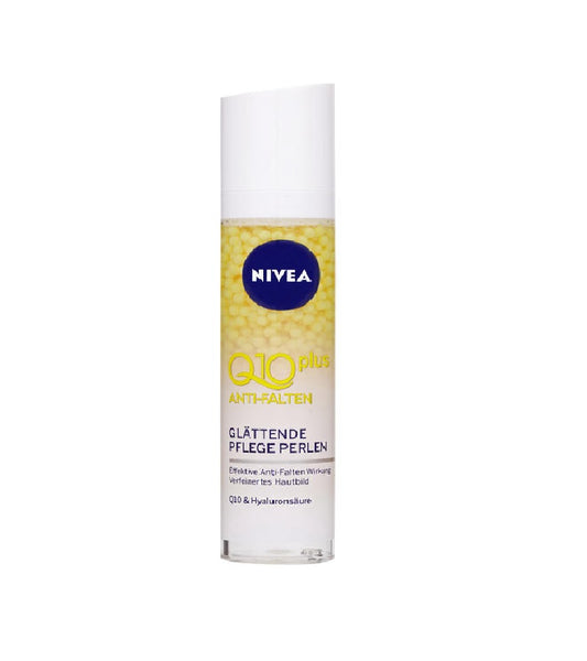NIVEA Q10 plus Anti-wrinkle Smoothing Care Beads with Hyaluronic Acid - Eurodeal.shop