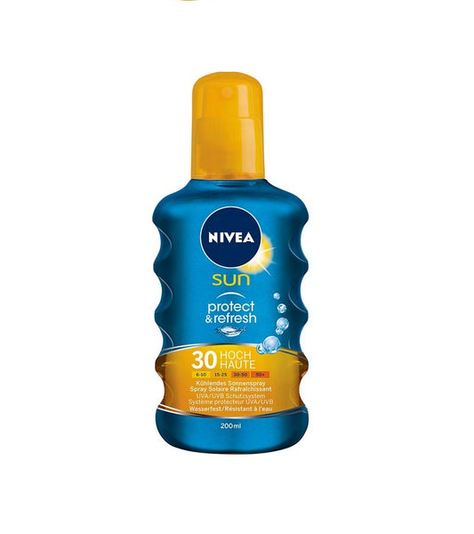 NIVEA SUN Protect & Refresh Sun Spray SPF 30 - Eurodeal.shop