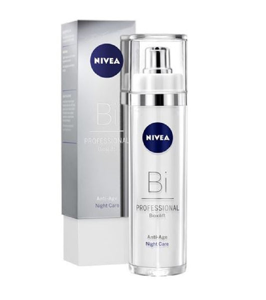 Nivea SKIN TIGHTENING AND REJUVENATING  PROFESSIONAL BIOXILIFT NIGHT CARE -  50 ml