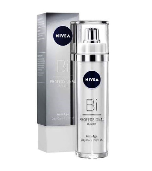 Nivea SKIN TIGHTENING AND REJUVENATING  PROFESSIONAL BIOXILIFT DAY CARE SPF15 - 50 ml