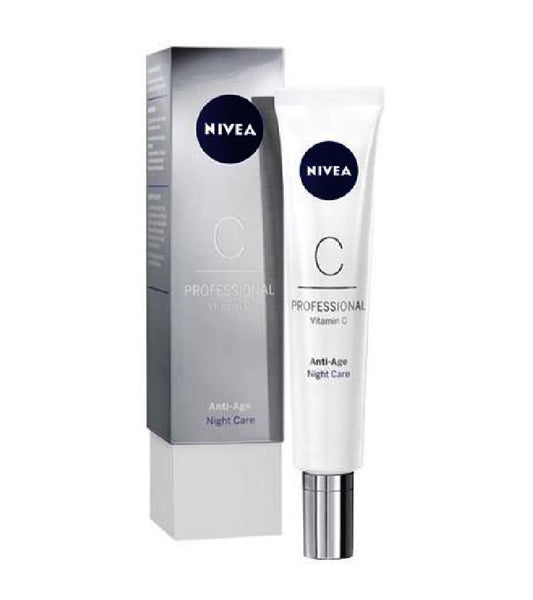 Nivea SKIN SMOOTHING AND PROTECTIVE  PROFESSIONAL VITAMIN C NIGHT CARE - 50 ml