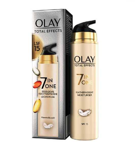 OLAY Total Effects Feather-light Moisturizer SPF 15 - 50 ml