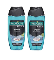 2x Pack Palmolive MEN 3in1 Shower Gel & Shampoo Sport 250 ml each - Eurodeal.shop