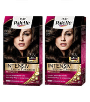 2xPack Schwarzkopf POLY PALETTE Intensive Creme Hair Coloration - 24 Varieties