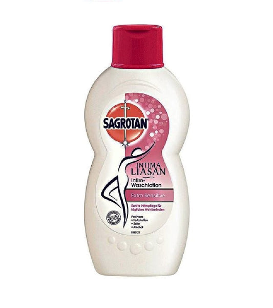 SAGROTAN Intima Liasan Intimate Washing Lotion - Extra Sensitive - 500 ml