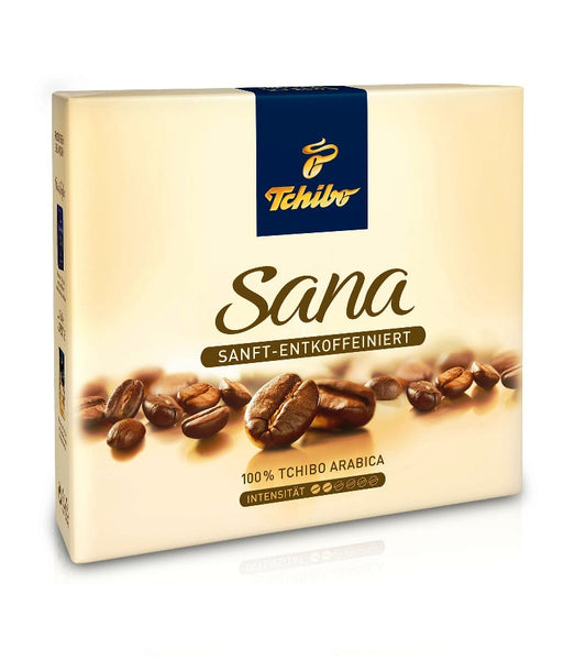 Tchibo Classics Collection  - Sana Decaffinated  - Ground Arabic Coffee,  500 g