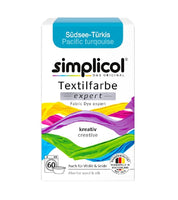 Simplicol Textile Dye 'EXPERT' - 18 Different Colors *FREE SHIPPING*