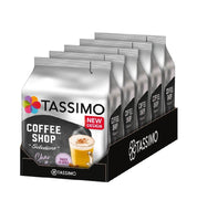 4-Packs TASSIMO Coffee Shop Selections Chai Latte Tee Tassimo T-Disc 32 Drinks