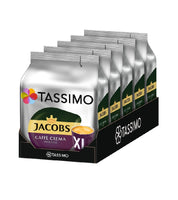 4-Packs TASSIMO Jacobs Caffè Crema Intenso XL T Discs 4x16  Capsules