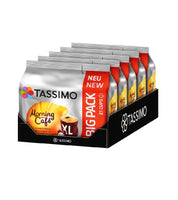4-Packs TASSIMO Morning Café XL T Discs Coffee Capsules 4 x 21 Drinks Big Pack