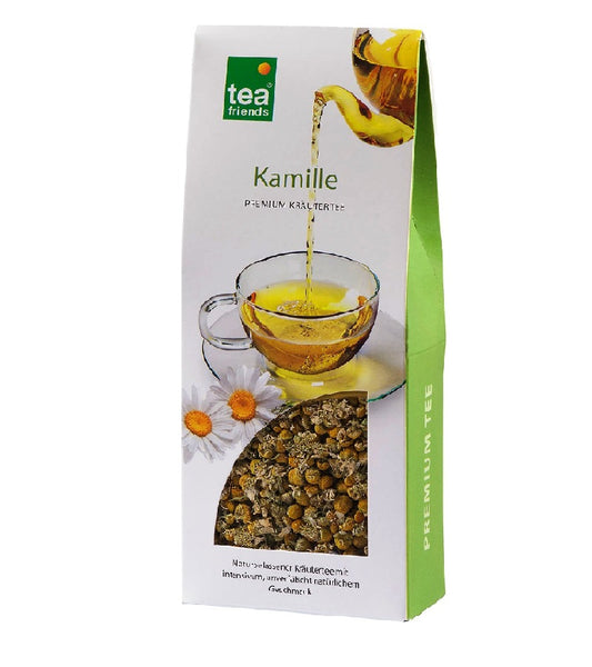 3xPack TeaFriends Camomile Herbal Tea - 120 g