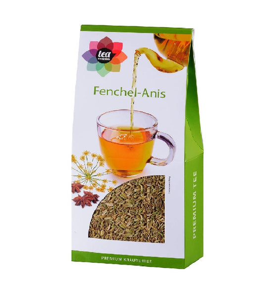 3xPack TeaFriends - Fennel & Annis Herbal Tea - 270g