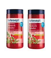 Tetesept Bath Salt for Back & Shoulder Relief - Eurodeal.shop