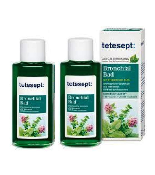 2xPack Tetesept Bronchial Bath - 250 ml