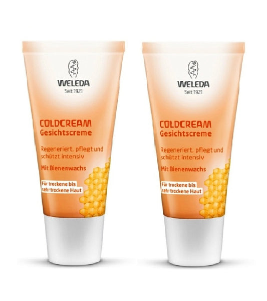 2xPack WELEDA Cold Face Cream - 30 ml