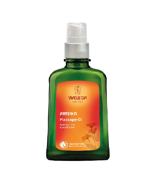 WELEDA Arnika Massage Oil - 100 ml