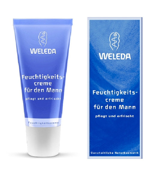 WELEDA Moisturizer for Men - 30 ml