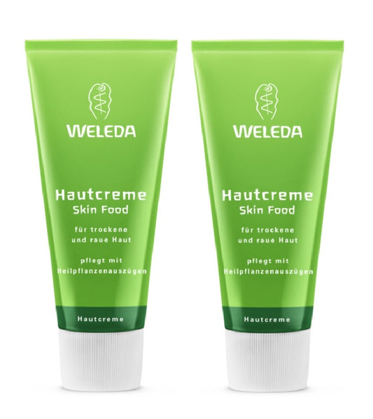 2x Pack WELEDA Skin Cream Skinfood - 150 ml