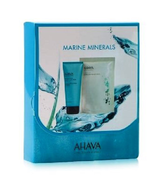 AHAVA Active Deadsea Marine Minerals Body Care Set for Women