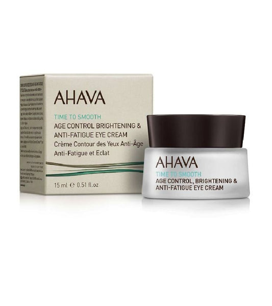 AHAVA Age Control Brightening & Anti-Fatigue Eye Cream - 15 ml - Eurodeal.shop