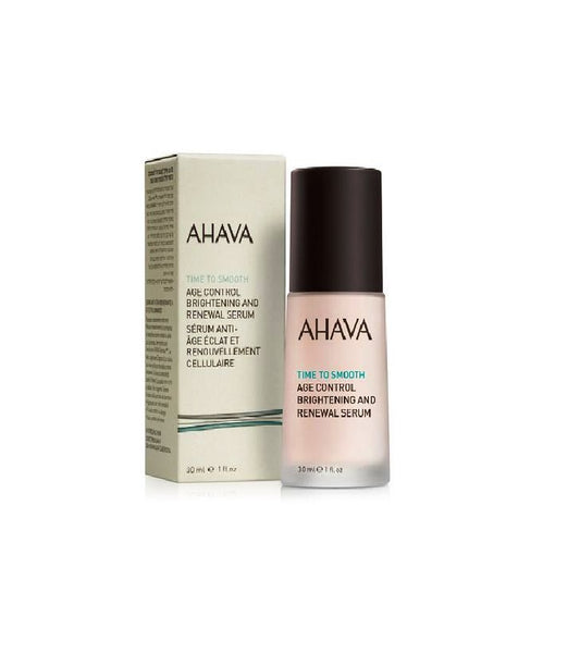 AHAVA Age Control Brightening & Renewal Serum - 30 ml - Eurodeal.shop
