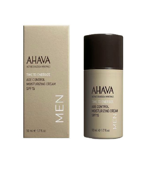 AHAVA Age Control Moisturizing Cream SPF 15 - 50 ml - Eurodeal.shop