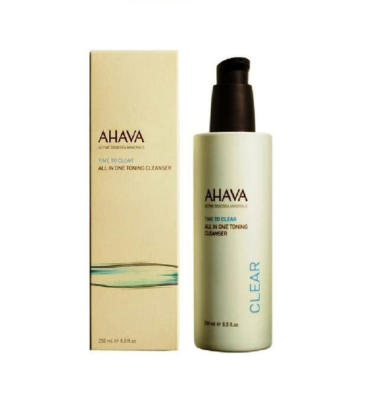 AHAVA All in 1 Toning Cleanser - 250 ml - Eurodeal.shop