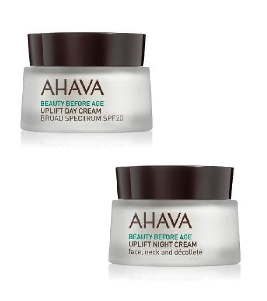 AHAVA Beauty Before Age Uplift Day and Night Cream Set for Women - 100 ml
