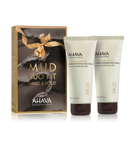 AHAVA Dead Sea Mud Gift Set I. for Women