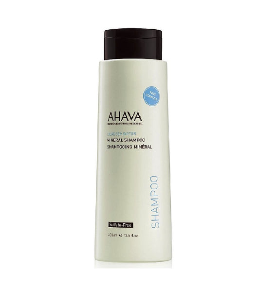AHAVA Deadsea Water Mineral Hair Shampoo - 400 ml