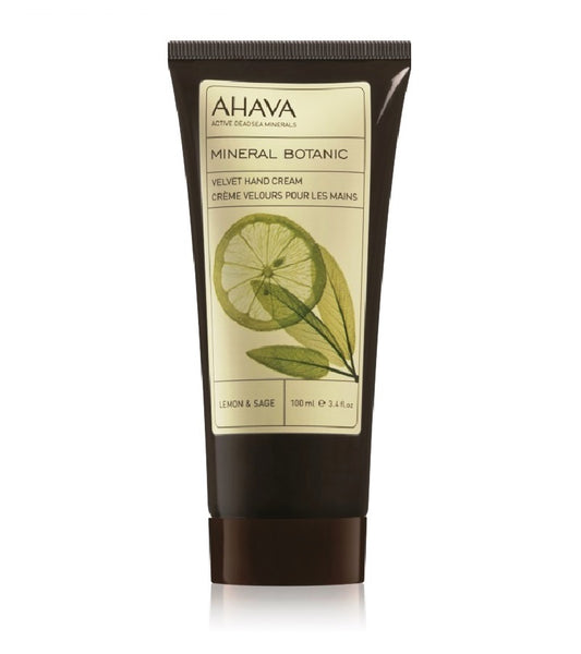 AHAVA Mineral Botanic Lemon & Sage Gentle Hand Cream - 100 ml