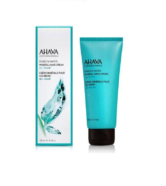 AHAVA Mineral Sea-Kissed Hand Cream - 100 ml - Eurodeal.shop
