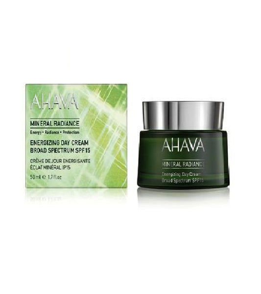 AHAVA Mineral Radiance Energizing Day Cream SPF 15 - 50 ml - Eurodeal.shop